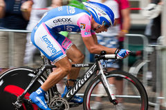 Tour de France 2010. Prologue Photographie stock