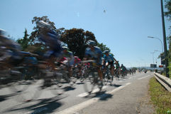 Tour de France Royalty Free Stock Images