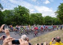tour de France Zdjęcie Royalty Free