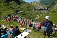 Tour de France Fotos de archivo