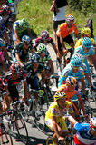Tour de France Photographie stock libre de droits