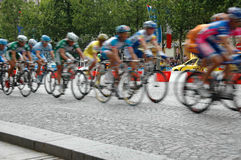 Tour de France Lizenzfreies Stockfoto
