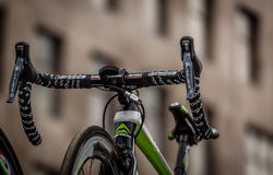 Tour de France bicycle close up Stock Photo