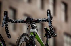Tour De France bicyklu zakończenie up Zdjęcie Stock