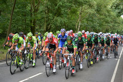 Tour de France 2014 Royalty Free Stock Photos