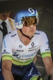 102. Tour de France - det Tid försöket - första etapp Royaltyfria Bilder