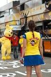 Tour De France - haribo reklama Zdjęcie Stock