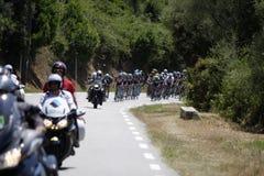 Tour de France Royalty Free Stock Photos