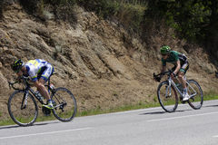 Tour de France Royalty Free Stock Photo