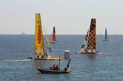 Tour de France a la voile Stock Photos
