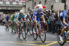 Tour de France, in London Stock Images