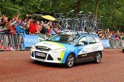 Tour de France Royalty Free Stock Image