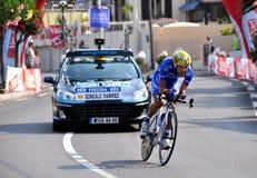 Tour de France Mónaco 2009 Fotos de archivo libres de regalías