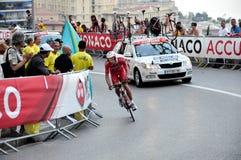 Tour de France Mónaco 2009 Fotografía de archivo