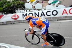 Tour de France Mónaco 2009 Imágenes de archivo libres de regalías
