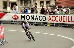 Tour de France Monaco 2009 lizenzfreies stockbild