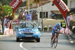 Tour de France Monaco 2009 lizenzfreie stockfotografie