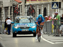 Tour de France Monaco 2009 stockbild