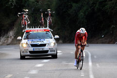Tour de France Monaco 2009 stockfotografie