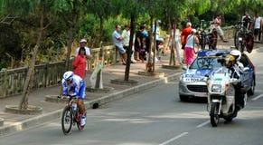 Tour de France Monaco 2009 stockbilder