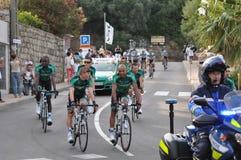Tour de France 2013, o 27 de junho Foto de Stock