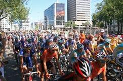 Tour de France Rotterdam Stock Photos