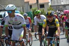 Tour de France - Stadium 2 - 2018 Stockbilder