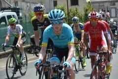 Tour de France - Stadium 2 - 2018 Lizenzfreies Stockbild