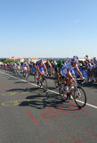 Tour de France Stage 1 Royalty Free Stock Photography