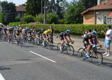 Tour de France 2013, Th 100 Fotografia Stock Libera da Diritti