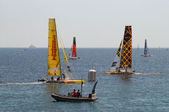 Tour de France une voile de La Photos stock