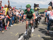 Tour de France 2014, Yorkshire fotografia stock