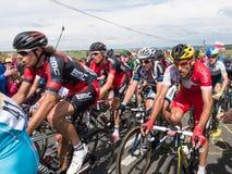 Tour de France 2014, Yorkshire Stock Photos