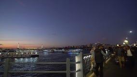 Tour de Galata Photos stock