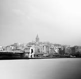 Tour de Galata images libres de droits