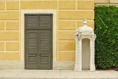 Tour de guet dans Schönbrunn Image stock