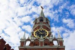 Tour de Kremlin Photos libres de droits