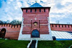 Tour de Kremlin Photographie stock