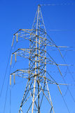Tour de l'électricité Photographie stock libre de droits