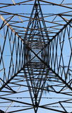 Tour de l'électricité Photographie stock