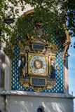 The tour de l'horloge of the Concergerie in Paris Stock Images