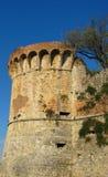 Tour de l'Italie San Gimignano Images libres de droits
