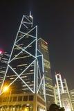 Tour de la Banque de Chine Photos stock