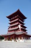 Tour de la Chine Images libres de droits