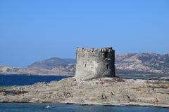 Tour de la Sardaigne Image libre de droits