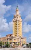 Tour de liberté de Miami Image libre de droits