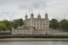 Tour de Londres photo stock