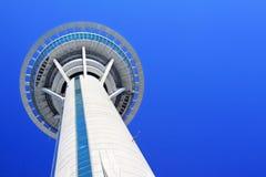 Tour de Macao et ciel bleu, Macao, Chine Photo libre de droits
