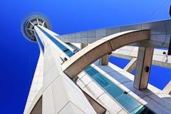 Tour de Macao et ciel bleu, Macao, Chine Photographie stock libre de droits