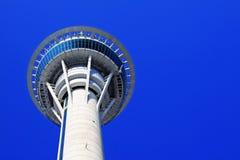 Tour de Macao et ciel bleu, Macao, Chine Images libres de droits